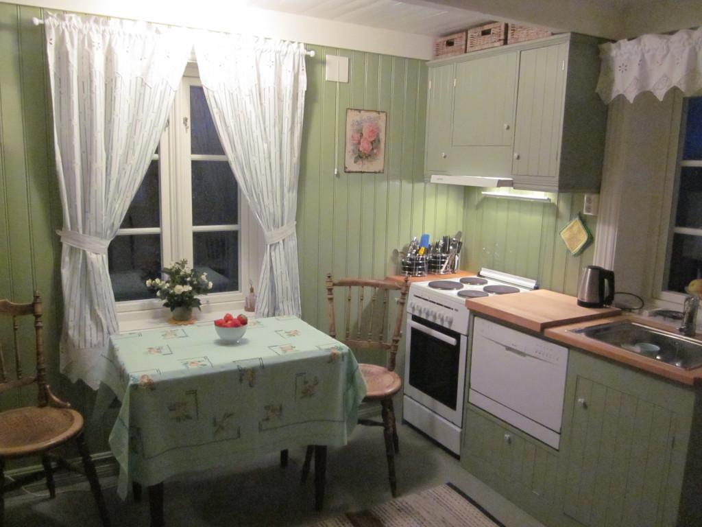 Kjøkken- kitchen