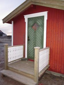 Feriehus, overnatting, Nord Norge, Vesterålen, Andøy