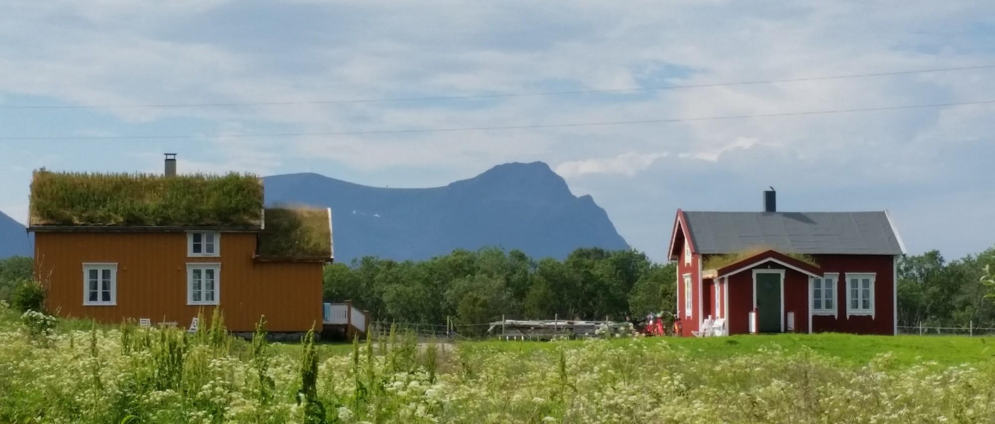 Loviktunet, Andøy, Vesterålen,Nord- Norge