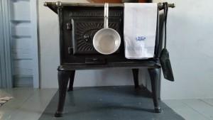 Kjøkken ovn