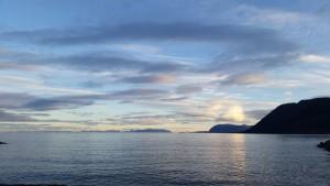 Andfjorden høst
