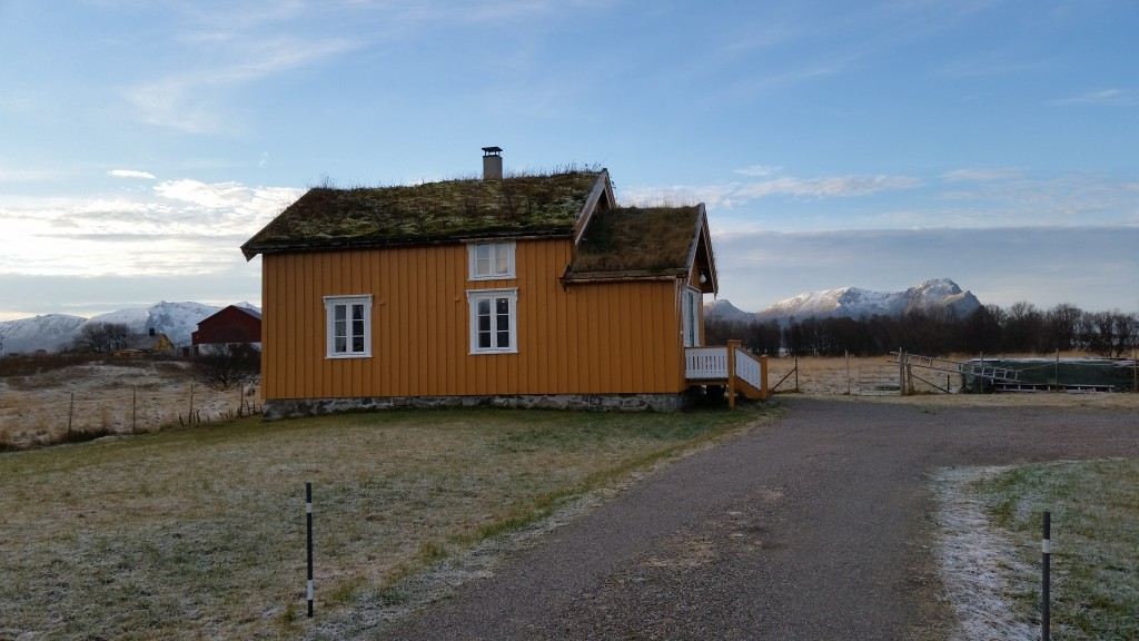 accomodation Holiday home Vesterålen Andoy North norway