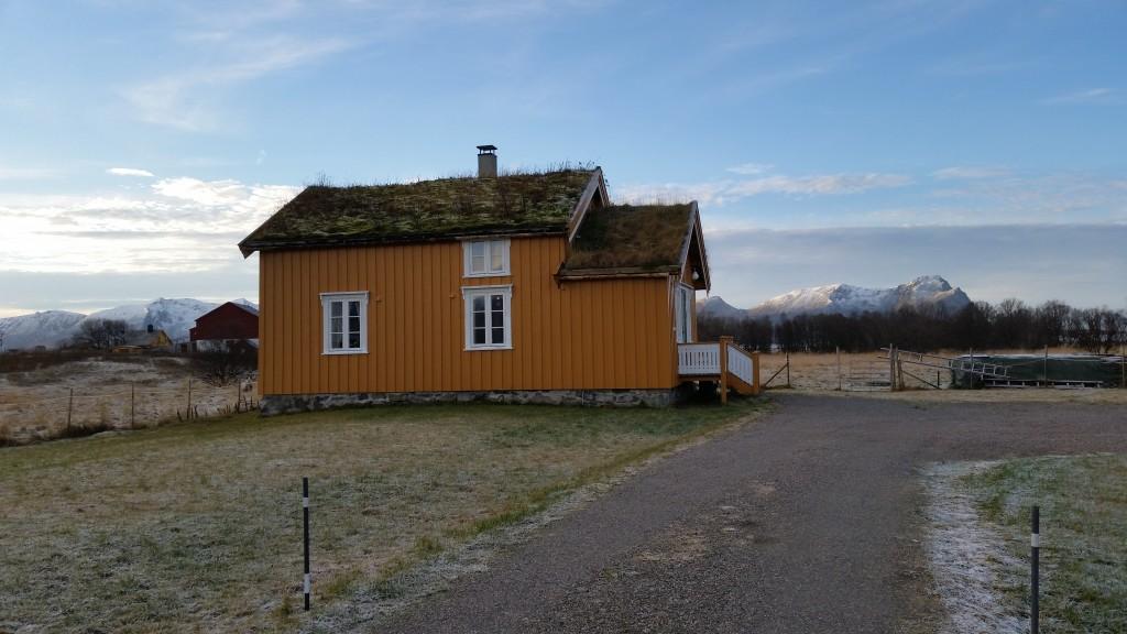 Feriehus, overnatting, Nord Norge, Vesterålen, AndøyHøst