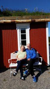 Katrina og Tor Ivar