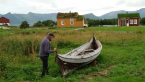 Old Nordlands Boat
